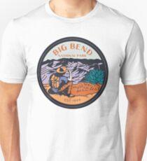 Big Bend National Park Travel Explore Journey Texas USA Unisex T-Shirt