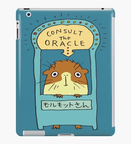 The Oracle iPad Case/Skin