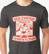 Southpaw Regional Wrestling Unisex T-Shirt