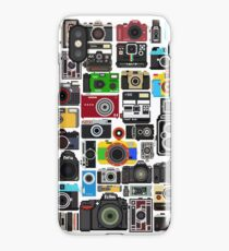 Pixelated Camerass iPhone Case