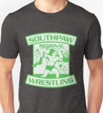 Southpaw Regional Wrestling Green T-Shirt
