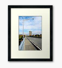 State Street Bridge Framed Print