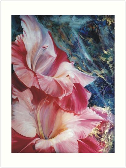 Gladiola by Melissa Mailer-Yates