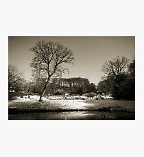 18th Century Winter Photographic Print