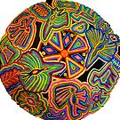 Fantastic Turtle Shell   by Pamela Spiro Wagner