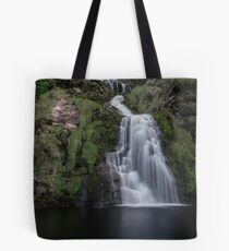 Assaranca Waterfall, Ardara Tote Bag
