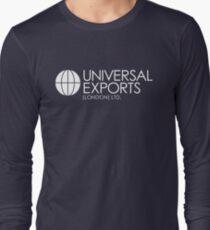 James Bond - Universal Exports (London) Ltd Long Sleeve T-Shirt