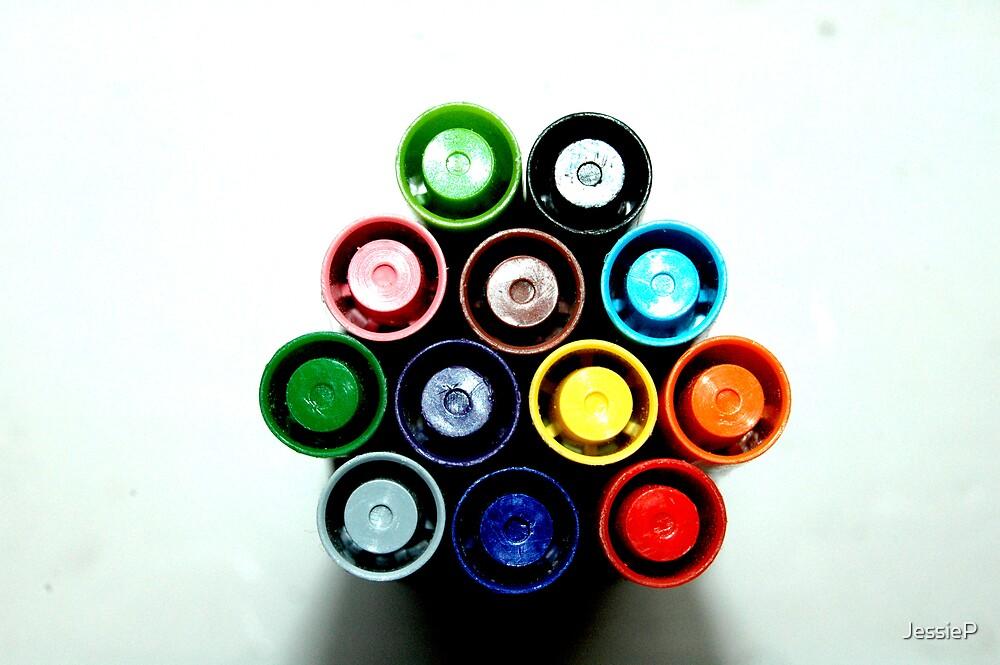 Pen Lids by JessieP