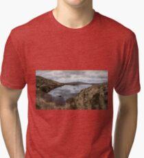 Donegal lake Tri-blend T-Shirt