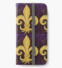 Cajun Gold iPhone Wallet/Case/Skin