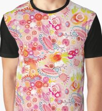 Vibrant summer Graphic T-Shirt