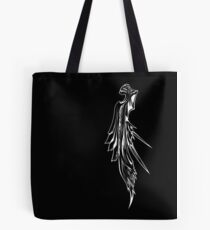 Sephiroth's wing Tote Bag
