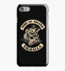 Sons of Asgard - Valhalla iPhone Case/Skin
