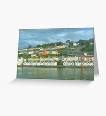 Cork Harbour Greeting Card