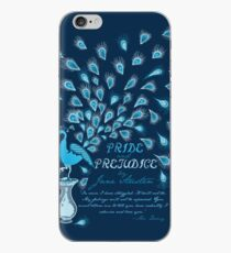 Paisley Peacock Pride and Prejudice: Classic iPhone Case