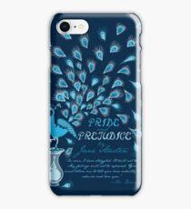 Paisley Peacock Pride and Prejudice: Classic iPhone Case/Skin