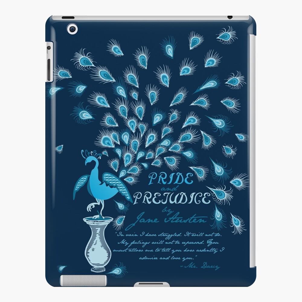 Paisley Peacock Stolz und Vorurteil: Klassisch iPad-Hülle & Skin