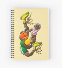 Amazing Basketball Spiral Notebook