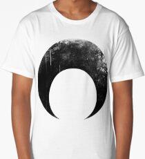 Sailor Moon dark symbol Long T-Shirt