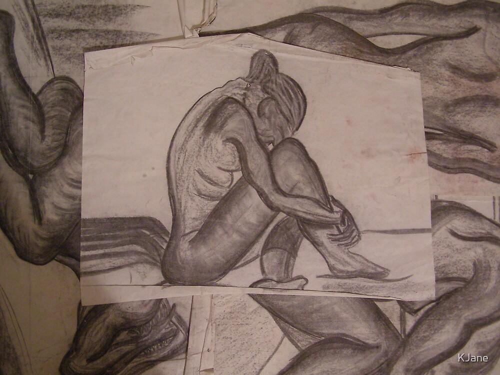 College work by KJane