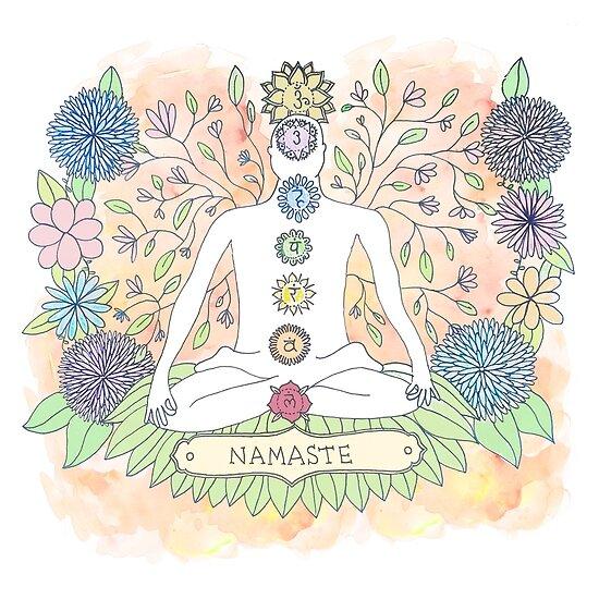 Namaste von Juana Gatti