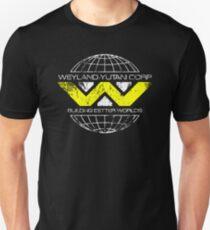 Weyland Corp Logo Unisex T-Shirt