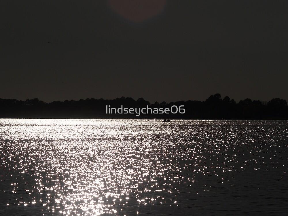 Nightscape Lake by lindseychase06