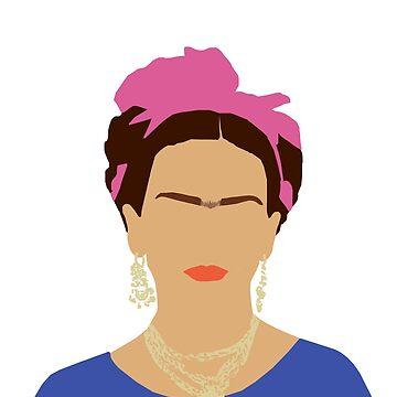Frida - feministische Ikonen und inspirierende Frauen von thefilmartist