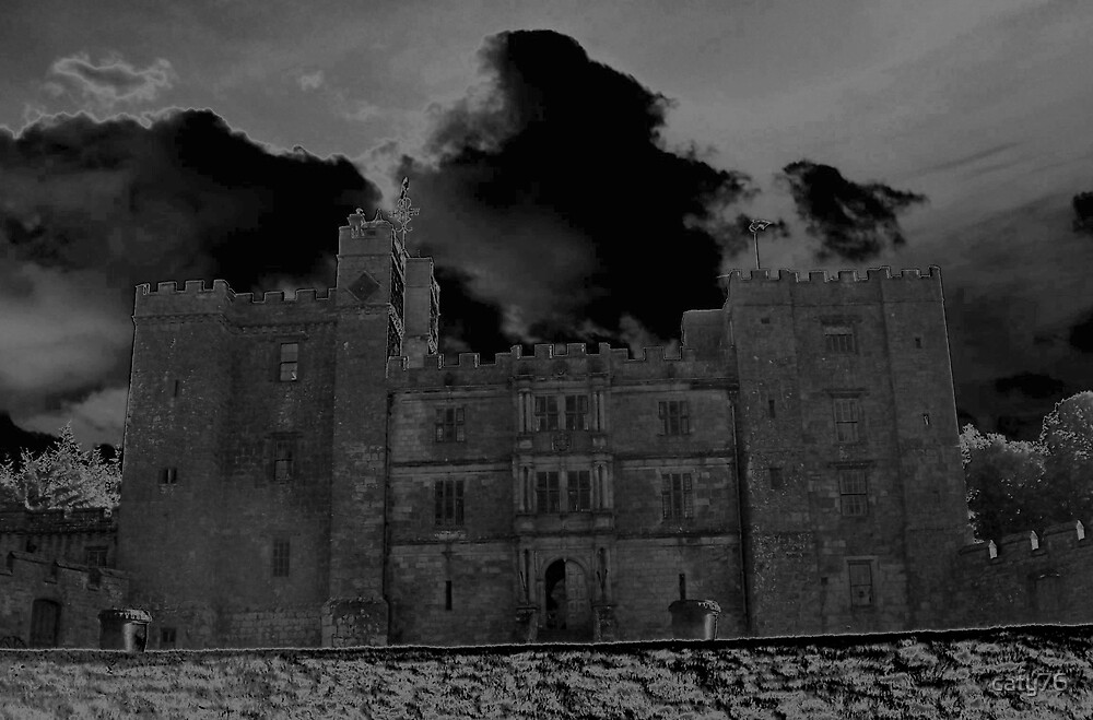 Chillingham Castle by caty76