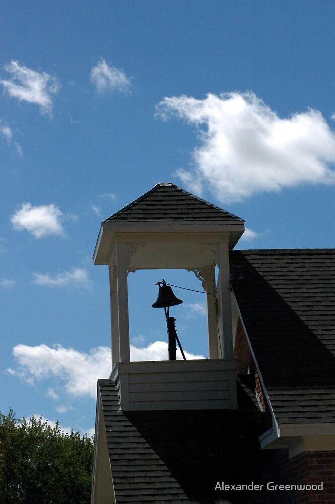 School Bell by Alex Greenwood