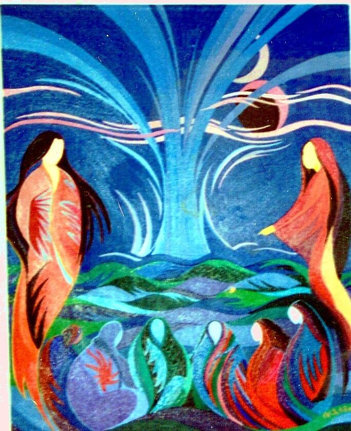 Spirits by Jamie Winter-Schira