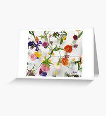 Spring - JUSTART © Greeting Card