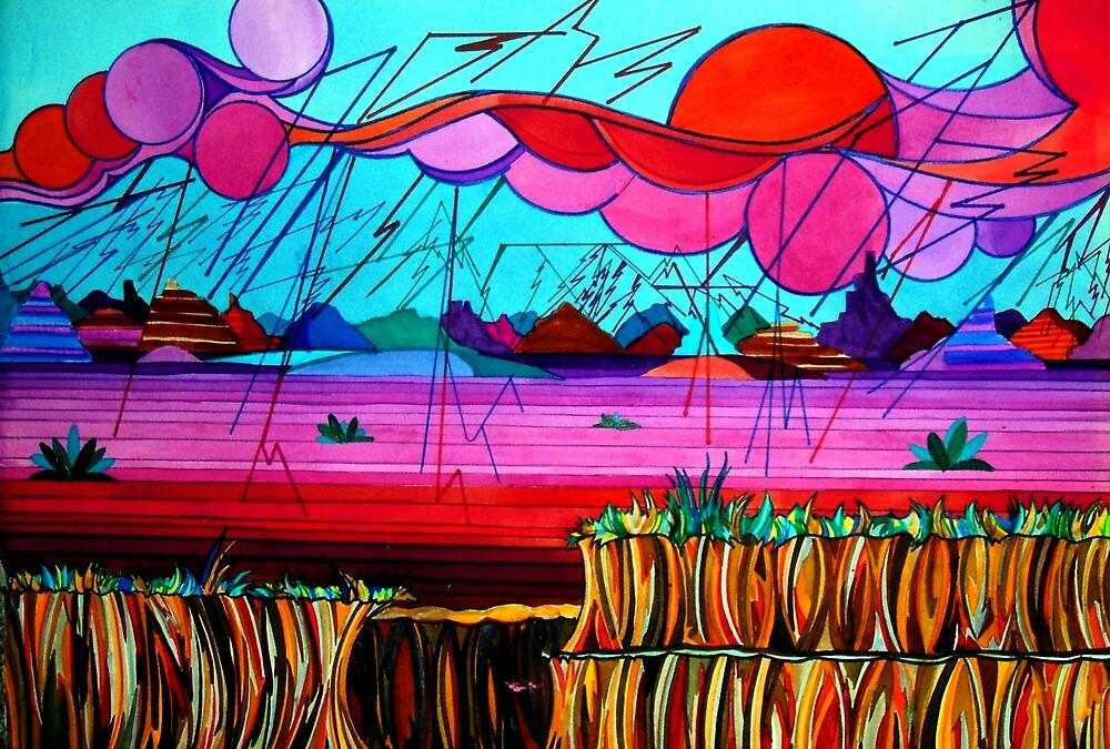 The Land by Jamie Winter-Schira