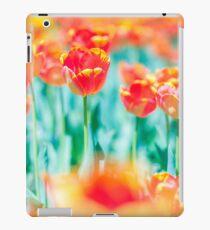 A herd of tulips iPad Case/Skin