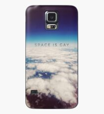 Space is Gay Case/Skin for Samsung Galaxy