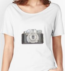 Hit Camera Women's Relaxed Fit T-Shirt