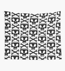 Piston cross wrenches Wall Tapestry