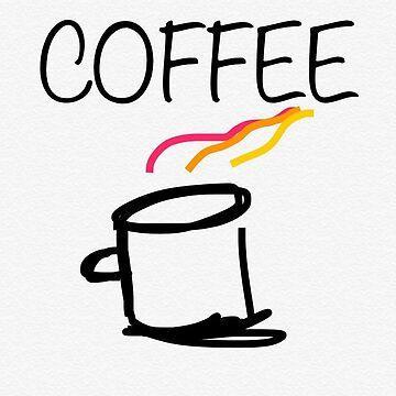 Coffee Here  by fonzyhappydays