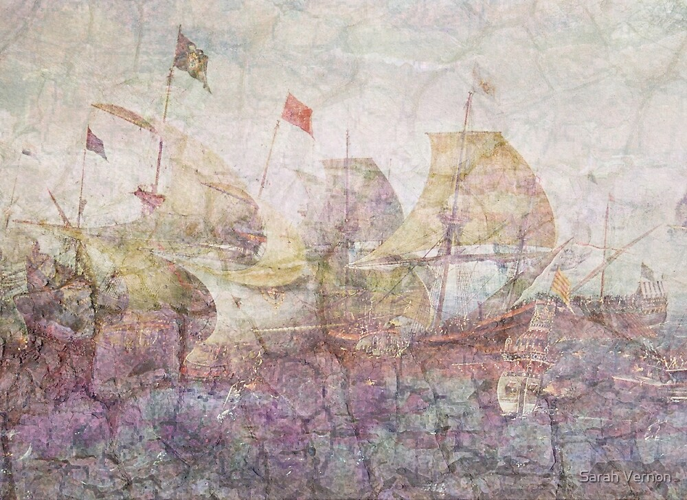Under Full Sail by Sarah Vernon