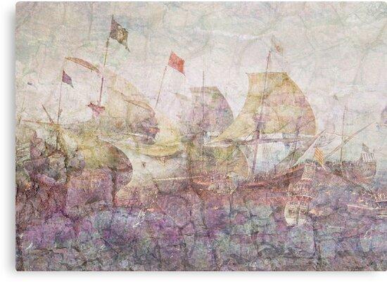 Under Full Sail by Sarah Vernon