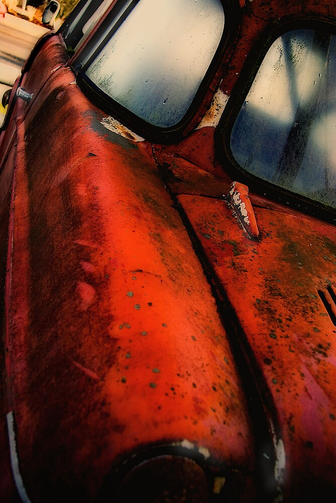 Rust never Sleeps by hud45