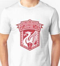 Liverpool FC - Alternate Badge, Logo T-Shirt