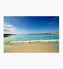 Sanna Bay Ardnamurchan Peninsula Photographic Print