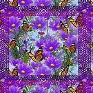 Butterfly Fantasy Garden by Delights