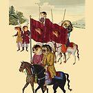 The Ottoman Empire by Thomas Orrow