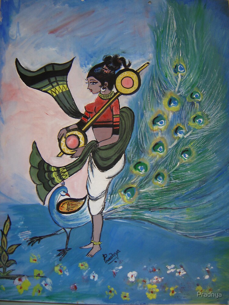 Angel by Pradnya