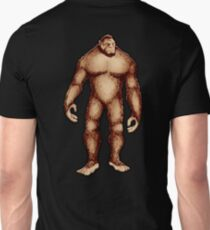 Bigfoot, Sasquatch, Myth, Legend, on BLACK T-Shirt