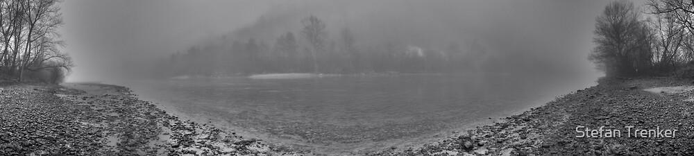 lost in mist by Stefan Trenker