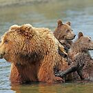 Mom and the Kids! by jozi1