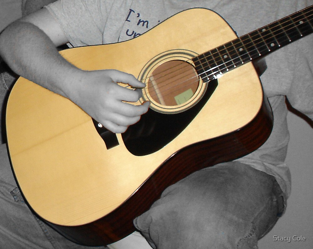 Guitar by Stacy Cole